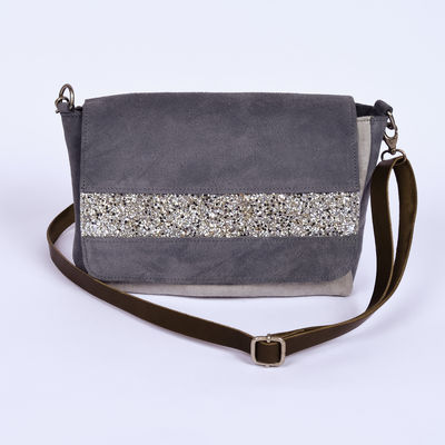 Sac Estellon - Lorette Motel Gris