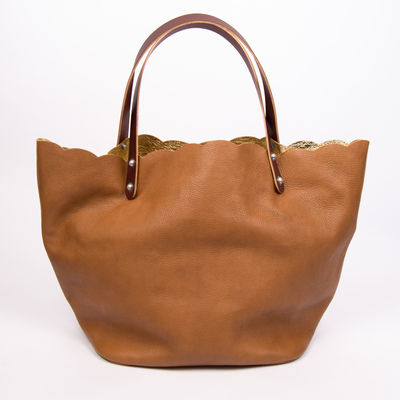 Sac Estellon - Hitch Romantic Camel