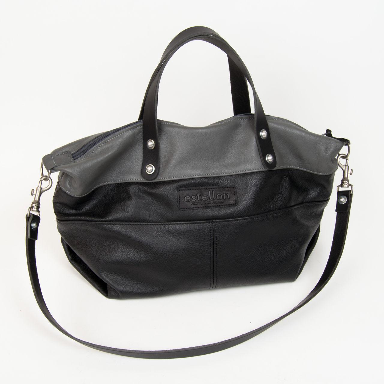 la femme sacs estellon sac estellon lucky night noir. Black Bedroom Furniture Sets. Home Design Ideas